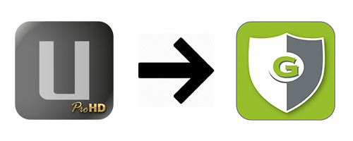 Uniden Icon Transform