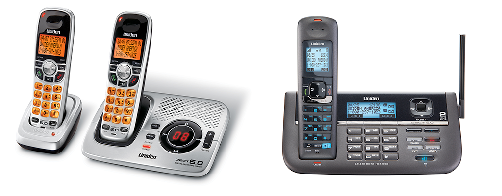 Cordless Phones Uniden Support